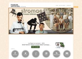 forum.stromae-forumofficiel.fr