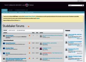 forum.studebakerdriversclub.com