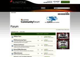 forum.sunstone.com