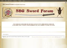 forum.sword-buyers-guide.com