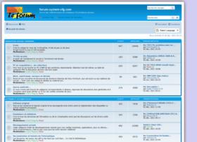 forum.system-cfg.com