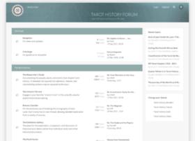 forum.tarothistory.com