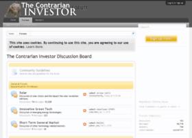forum.thecontrarianinvestor.com