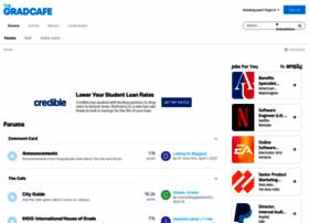 forum.thegradcafe.com