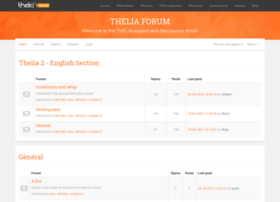 forum.thelia.fr