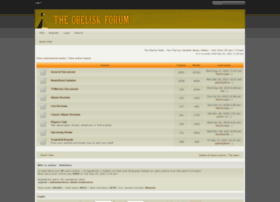 forum.theobelisk.net