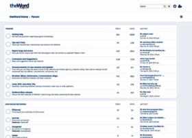 forum.theword.net