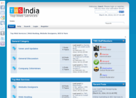 forum.topwebservices.in