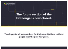 forum.transportexchangegroup.com