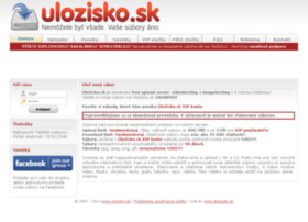 forum.ulozisko.sk