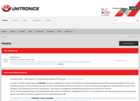 forum.unitronics.com