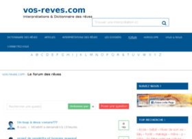 forum.vos-reves.com