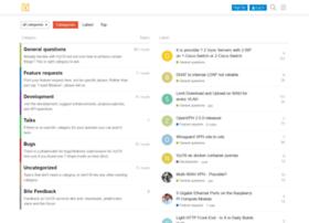 forum.vyos.net