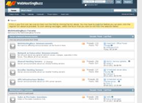forum.webhostingbuzz.com