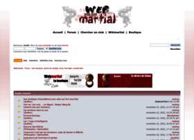 forum.webmartial.com