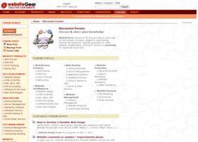 forum.websitegear.com