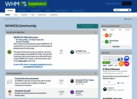 forum.whmcs.com