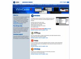 forum.wingate.com