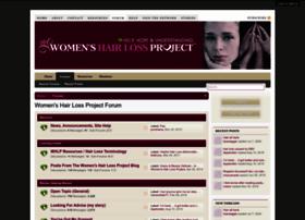 forum.womenshairlossproject.com
