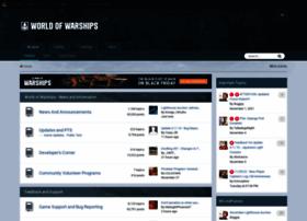 forum.worldofwarships.com