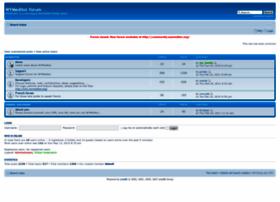 forum.wymeditor.org