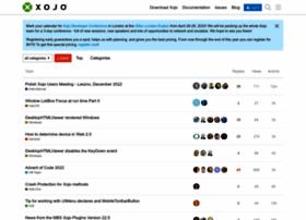 forum.xojo.com