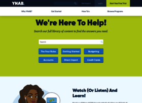 forum.youneedabudget.com