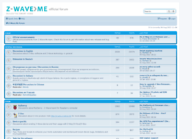 forum.z-wave.me