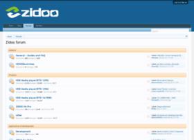 forum.zidoo.tv