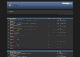 forum.zmodeler2.com