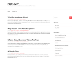forum7.biz