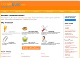forumbuild.com