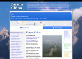 forumchina.de