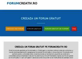 forumcreativ.ro