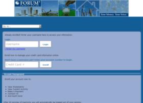 forumcreditunion.mycardinfo.com