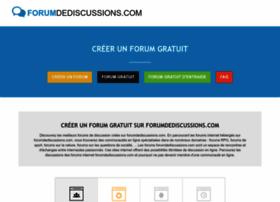 forumdediscussions.com