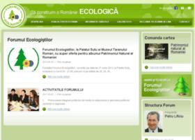 forumecologist.ro