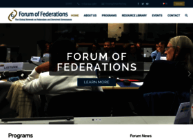 forumfed.org