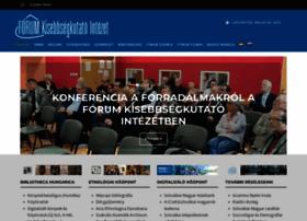 foruminst.sk