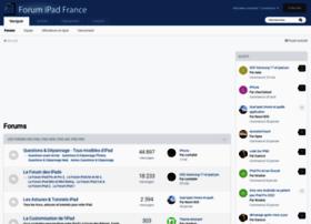 forumipad.fr