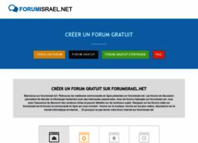 forumisrael.net