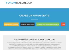forumitalian.com