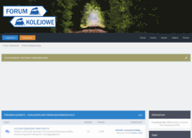 forumkolejowe.pl