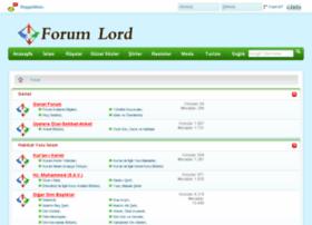 forumlord.com