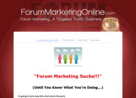 forummarketingonline.com