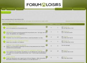 forumoloisirs.com