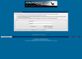 forumopolis.com