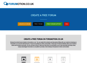 forumotion.co.uk