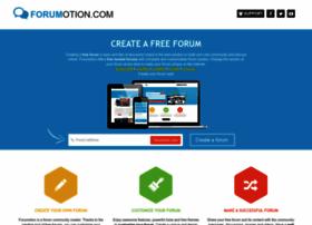forumotion.com