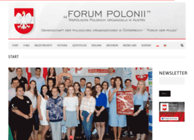 forumpolonii.at